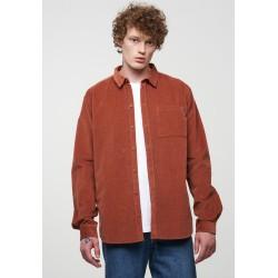 Recolution Männer Shirt ALYSSUM Dark Orange