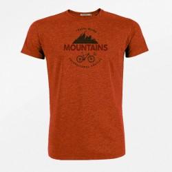 Greenbomb Bike Travel Guide black heather orange