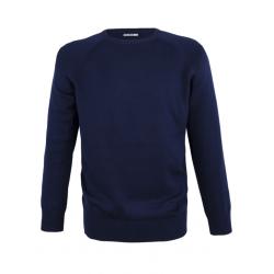 Melawear Men's Knit Pullover BLue