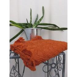 Invero Lilly Schal orange