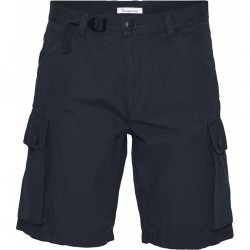 Knowledge Trek durable rib-stop shorts total eclipse
