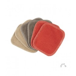 Popolini Cosmetic Pads assorted colors