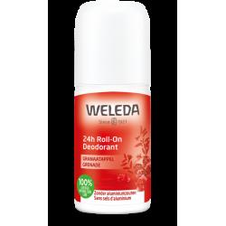 Weleda Deodorant Granaatappel 24h roll-on