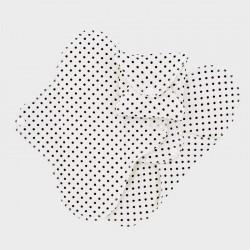 Imse Vimse Sanitary Pads Regular black dots
