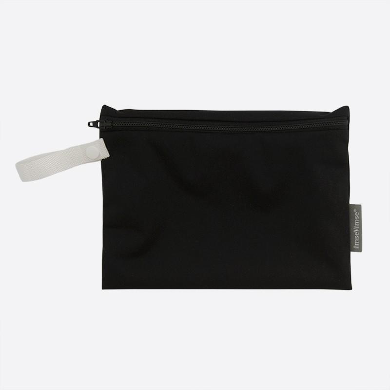 Imse Vimse Mini Wet Bag 20x15cm Black