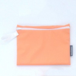 Imse Vimse Mini Wet Bag 20x15cm peach