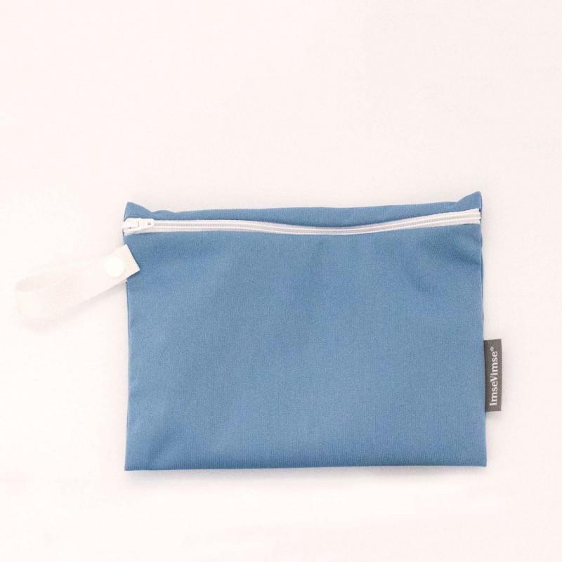 Imse Vimse Mini Wet Bag 20x15cm denim
