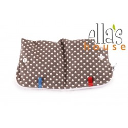 Ella's House Moon Pouch Dots